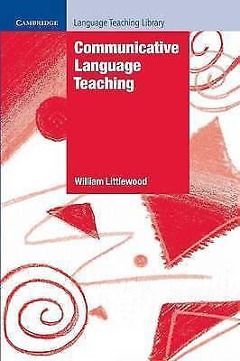Cambridge Language Teaching Library. Communicative Language Teaching: An Introdu
