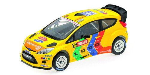más vendido 1 18 Ford Fiesta Fiesta Fiesta Solberg Wales 2011 1 18 • Minichamps 151110815  marca de lujo