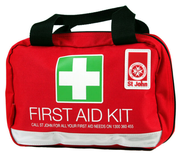 St Johns Ambulance Small Leisure First-Aid Kit emergency safety medical