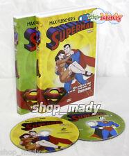 Superman Max Fleischers 1941 Volumen 1 y 2 Español (latino) 2 DVD Multiregión