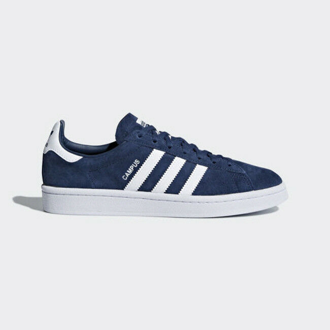 New Adidas Original Womens CAMPUS NAVY   WHITE   WHITE DB1019 US W 5 - 8 TAKSE