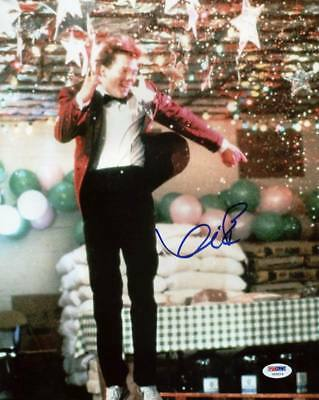 Kevin Bacon Footloose Signed Authentic 11x14 Photo Autographed Psa/dna #u59214 Activating Blood Circulation And Strengthening Sinews And Bones Autographs-original