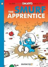 The Smurfs #8: The Smurf Apprentice-ExLibrary