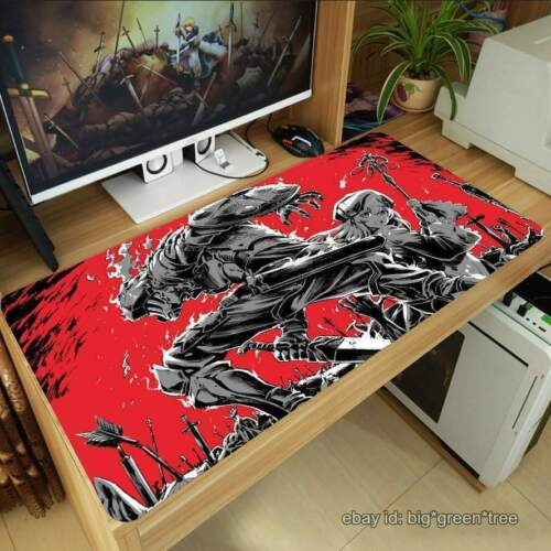 Anime Goblin Slayer Priestess Large Thicken Mouse Pad Mat Playmat Game Mat