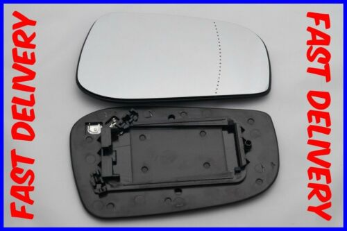 V70 2003-2005   WING MIRROR GLASS WIDE ANGLE  HEATED RIGHT H//S VOLVO S60