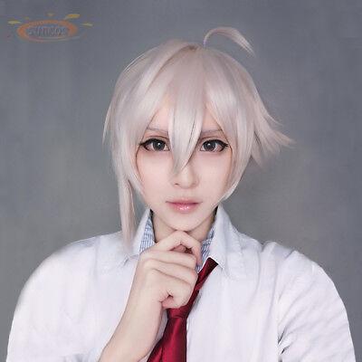 Free CAP IDOLiSH7 Takanashi Tsumugi Anime Cosplay Costume Wig