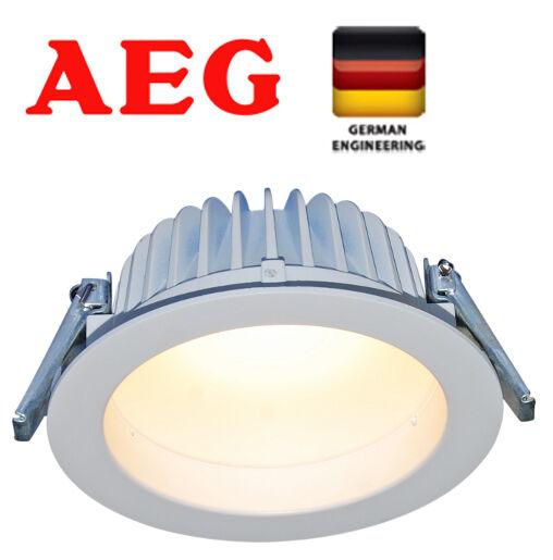New GermanAEG LED Commercial Down Light Kit 6w 8w 10w 12w 15w  5Y Warranty