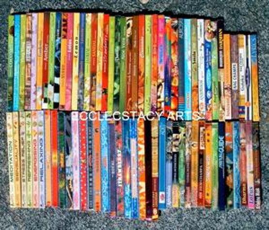LUCKY 7-77 PACKS INCENSE Sticks-Satya-HEM-Wellness-BIC-Kamini-Padmini-Incense-#2