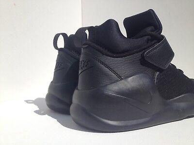 Nike kwazi GS Reino Unido 4.5 Negro 845075002
