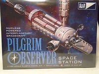 Mpc 713 Pilgrim Observer Space Station 1/100 Scale Sealed In Box