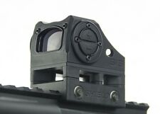 SHIELD SWITCHABLE INTERFACE SIGHT SIS RED DOT & PICATINNY MOUNT CENTRE DOT - NEW