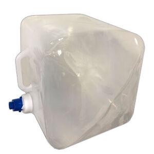 Trinkwasserkanister-faltbar-14l-mit-Hahn-Lebensmittelecht-Wasserkanister