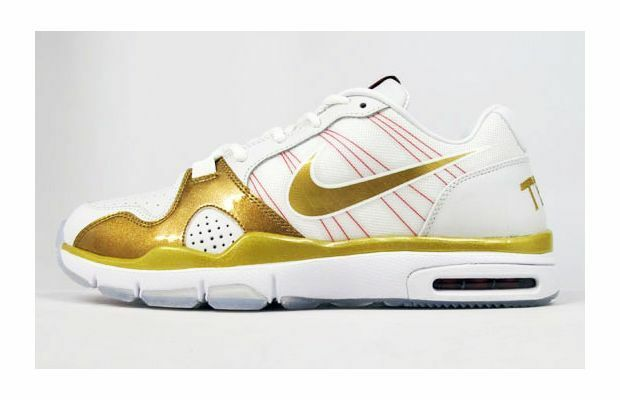 NIKE TRAINER 1.2 LOW MP PRM MANNY PACMAN PACQUIAO GOLD OLYMPIC Philippines Sz 9
