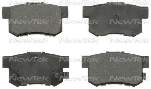 PCD537 REAR Premium Ceramic Brake Pads Fits 2010-2011 Suzuki Kizashi