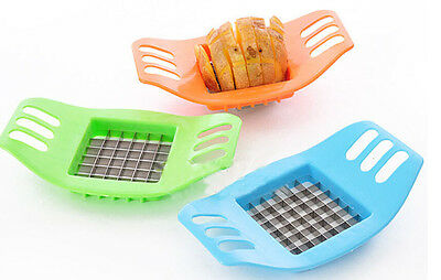 Potatoes Cutter Cut into Strips French Fries Tools Kitchen Gadgets hot sale New