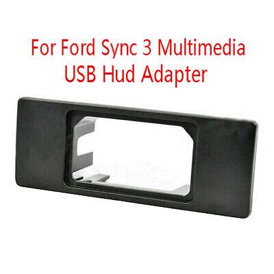WY-YAN HZR USB CARPLAY Interface Module Cover Fit for Sync 3 Medium Box Hub