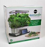 Miracle-gro Aerogarden Harvest Touch Smart Countertop Hydroponic Garden W/herbs