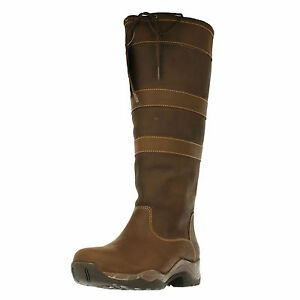 Taurus Brown Country Holkham Rider Boots Ladies OfFxwqSwd