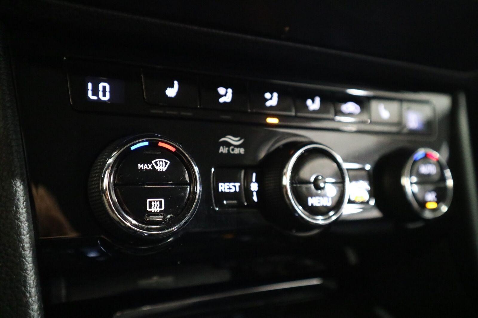 Skoda Superb 2,0 TDi 150 Style Combi DSG - billede 11