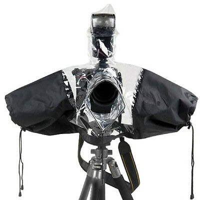 Pro Camera Rain Cover Rainproof Dust Protector for Nikon Canon Pentax DSLR SLR