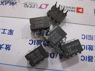1X OP221EZ  Dual Low Power Operational Amplifier Single or Dual Supply  OP221