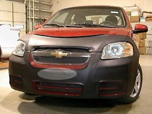 Lebra Front End Mask Cover Bra CHEVY AVEO 2007-2011