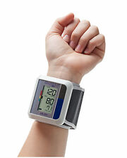 Lifesource UB-351 Automatic Inflate Wrist Blood Pressure Monitor Machine