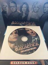 Battlestar Galactica - Season 4.5, Disc 2 REPLACEMENT DISC (not full season)
