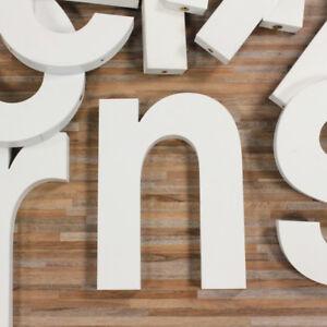 n-alter-Fassaden-Werbe-Buchstabe-Reklame-Alu-Wand-Werbung-Deko-alt-Vintage-1