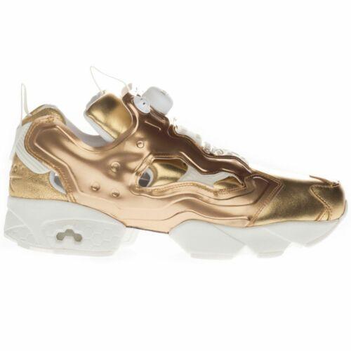 Reebok Mens Womens Unisex Lace Up Instapump Fury Pump System Trainers Footwear