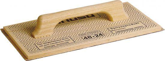Gasbetonschleifbrett Schleifbrett K16 Gasbetonschleifer für Porenbeton 240x480mm