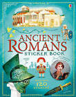 Ancient Romans Sticker Book by Megan Cullis (Paperback, 2015)