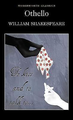 1 of 1 - Othello - Wordsworth Classics, Shakespeare, William, Very Good Book