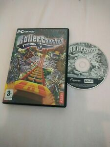 Rollercoaster Tycoon 3-Deluxe Edition (PC: Windows, 2006) - European Version