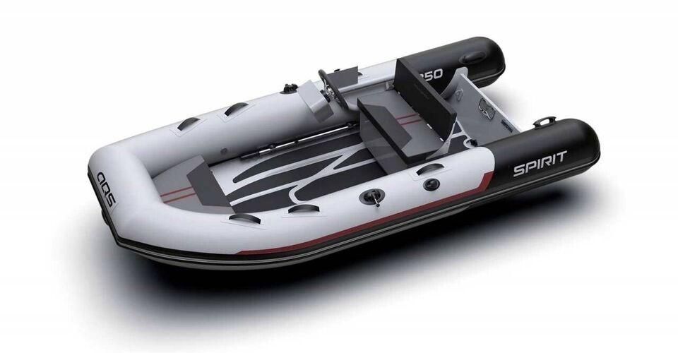 Gummibåd, Aqua Spirit 350C, årg. 2020