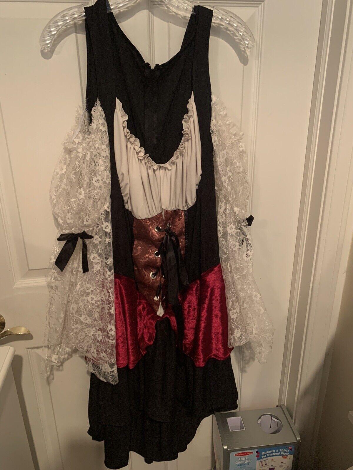 Leg Avenue Plus Size Petticoat 1X-2X White