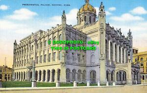 R563666 Cuba. Havana. Presidential Palace. Roberts. E. C. Kropp