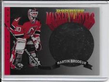 94-95 Donruss Martin Brodeur Masked Marvels # 2