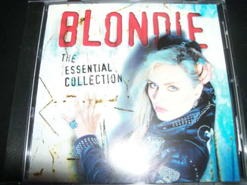 1 of 1 - Blondie / Deborah Harry Essential Very Best Of Greatest Hits CD – Like New