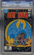 BATMAN #358 CGC 9.2 1ST FULL KILLER CROC COVER WHITE PAGES