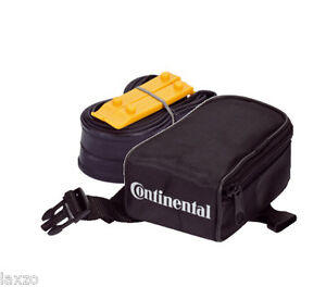 Continental-MTB-Seat-Saddle-Cycle-Bike-Pack-Bag-Tyre-Levers-26-034-Inner-tube