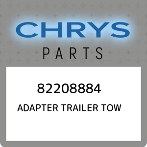 82208884-Chrysler-Adapter-trailer-tow-82208884-New-Genuine-OEM-Part