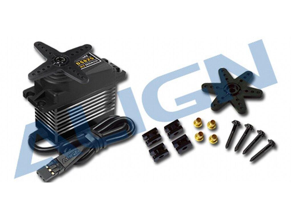 Align Ds825 Alto Voltaje sin Escobillas Servo