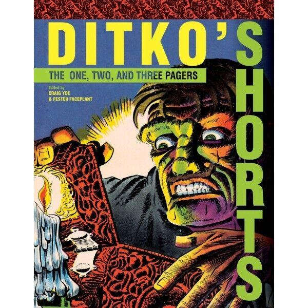 Ditko's Shorts Hardcover