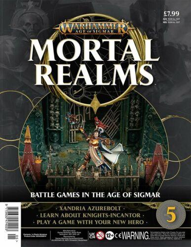 WARHAMMER Age of Sigmar Mortal royaumes question avec Xandria azurebolt
