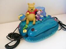 Disney Winnie The Pooh & lechón Casa Teléfono Teléfono Fijo Novedad teléfono