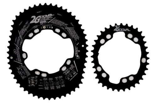 2G DOVAL Chainring BCD 110 for ShimanoSrametc..