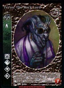 ADV VTES V:TES Jan Pieterzoon - Ventrue  // Gehenna  Vampire