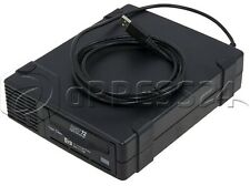HP DW027A 36//72 DAT72 USB EXTERNAL TAPE DRIVE IN NEW GENERIC CASE