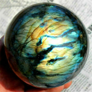 Natuerlicher-Labradorit-Rosenquarz-Amethyst-Kugel-Kristallkugel-O7I3-Citrin-B9J2